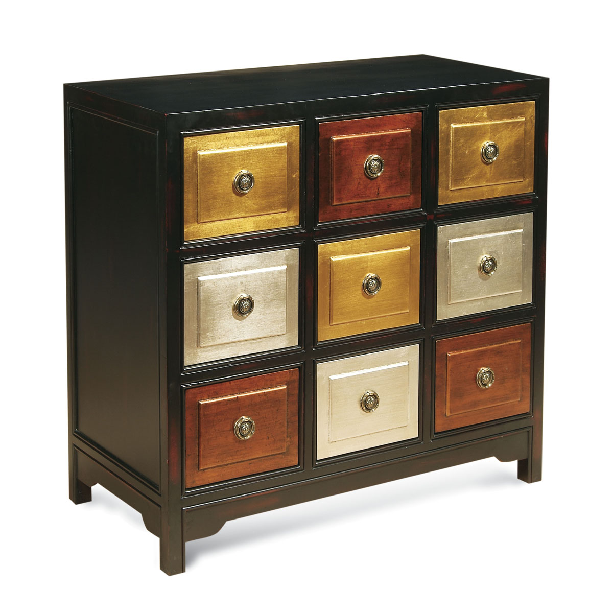Bassett Accent Tic-Tac-Toe Chest by