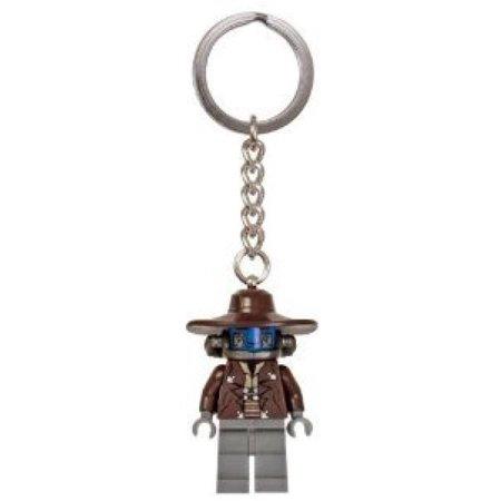 LEGO Star Wars Cad Bane Key Chain Clone Wars Minifigure 853127