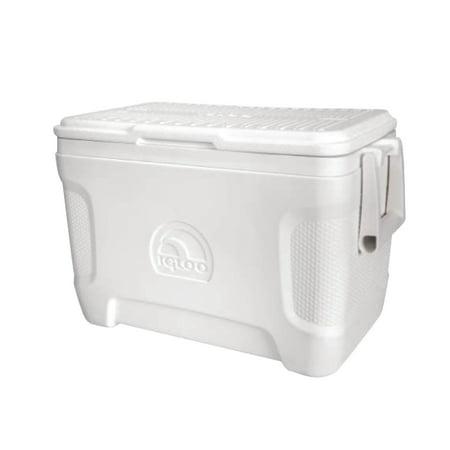 Igloo Marine Cushion - Igloo Marine 25QT Contour 49644 White Cooler