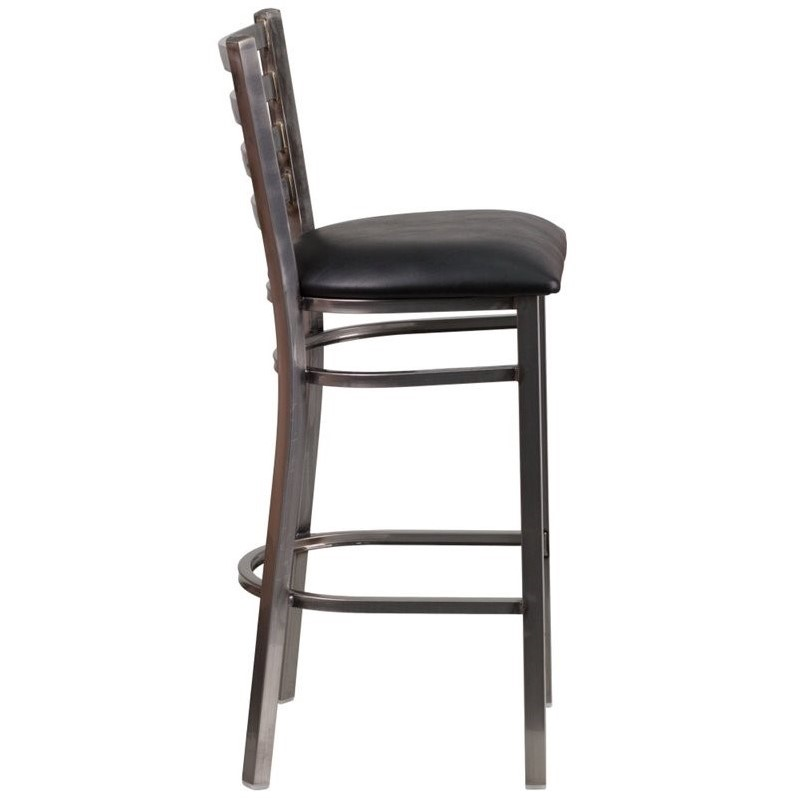 Flash Furniture Hercules 31 Quot Ladder Back Restaurant Bar