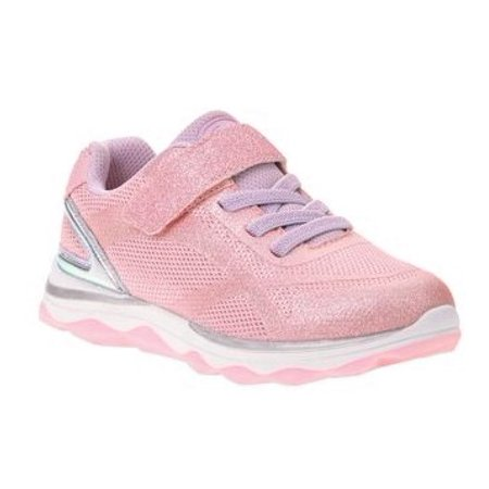 Athletic Works Girls' Twinkle Glitter Athletic Shoe