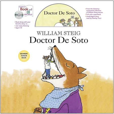 Doctor De Soto book and CD storytime set - Halloween Storytime