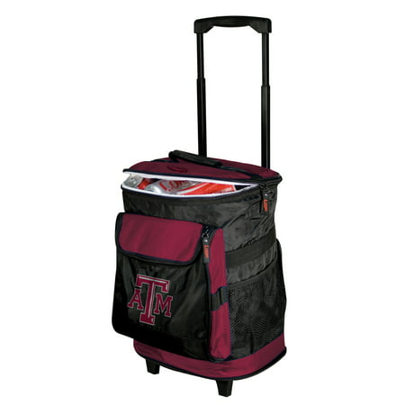 TX A&M Aggies Rolling Cooler