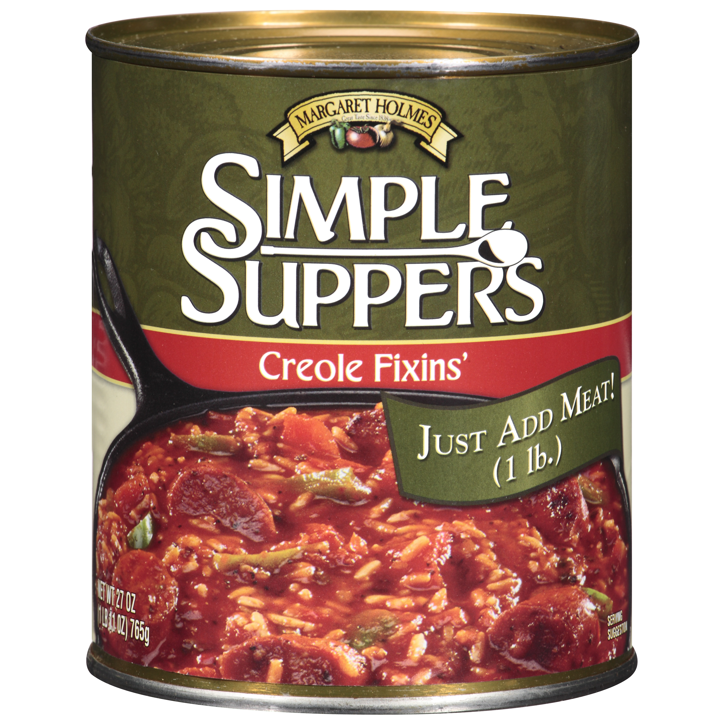 Margaret Holmes Simple Suppers Creole Fixins', 27 oz