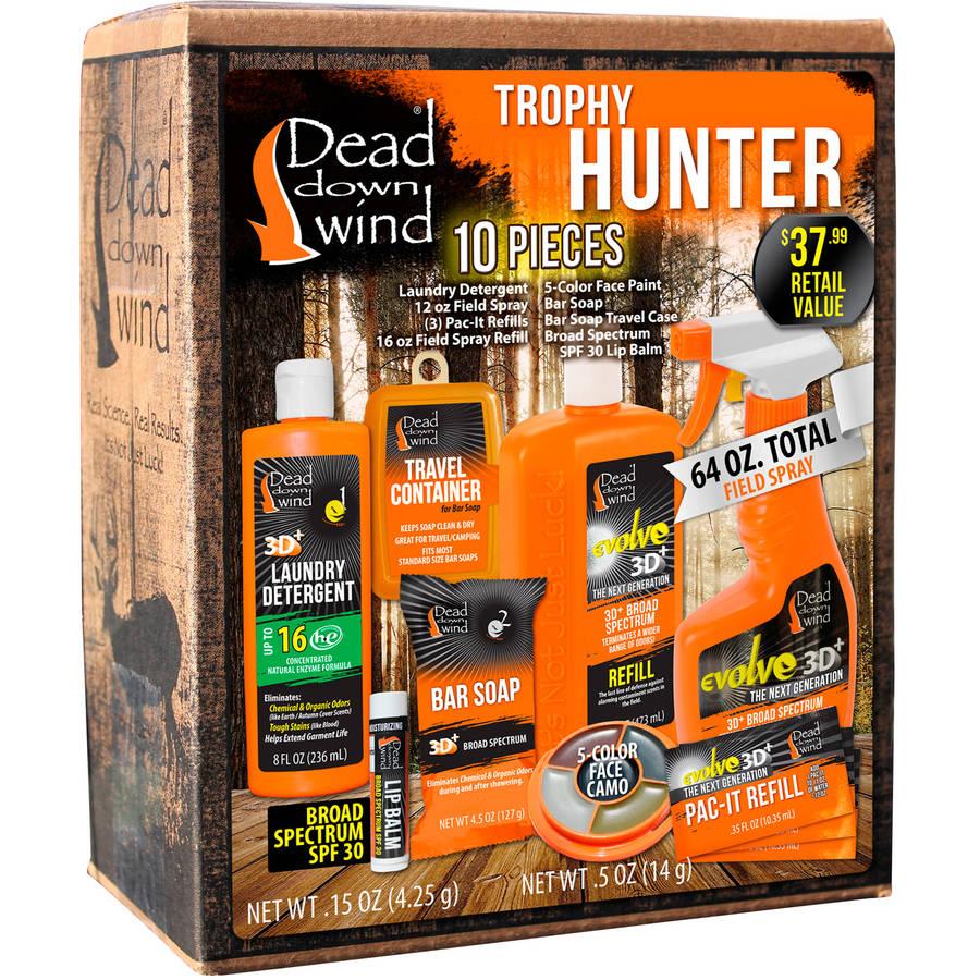 Dead Down Wind Trophy Hunter Kit