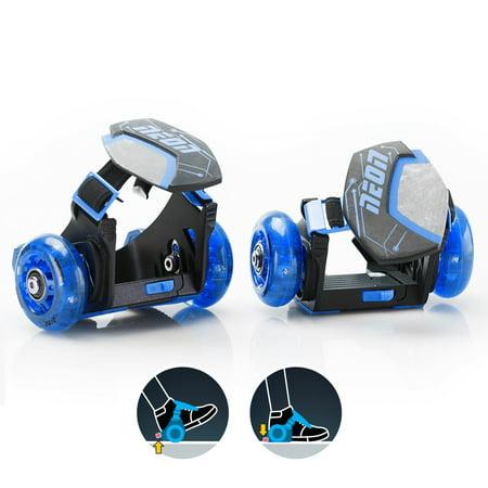 Y-Volution Neon Street Rollers 2.0 Pop & Lock - Blue