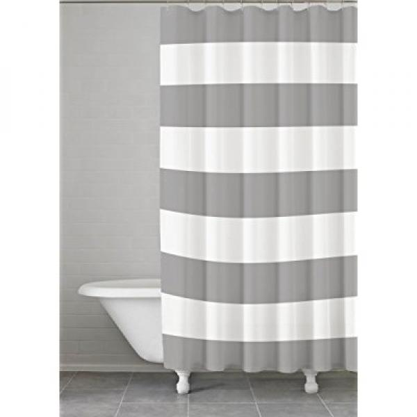Kassatex Hampton Stripe Shower Curtain