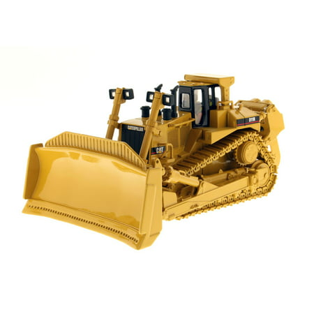 CAT Caterpillar D11R Track Type Tractor with operator 1/50 Diecast Model by Diecast Masters