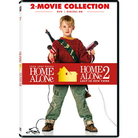 Home Alone 2-Movie Collection (DVD) (VUDU Instawatch Included) - Buzz Home Alone