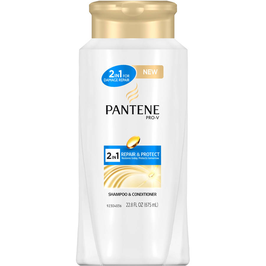 Pantene Pro-V Repair & Protect 2 in 1 Shampoo & Conditioner, 22.8 fl oz