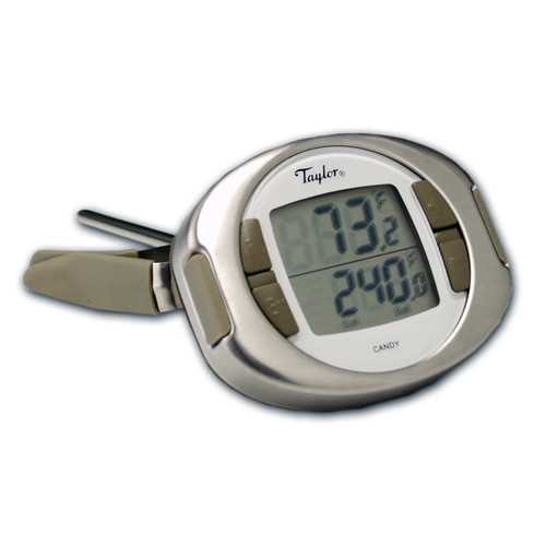 Taylor Connoisseur Digital Candy / Deep Fry Thermometer