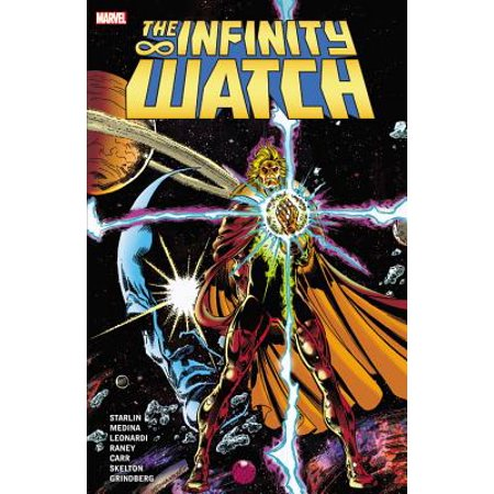 - Infinity Watch, Volume 1