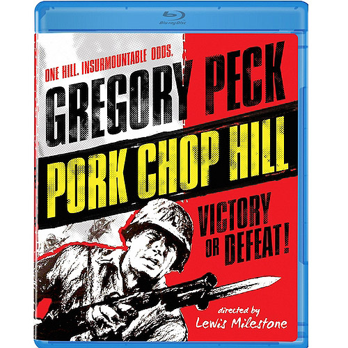 Pork Chop Hill (Blu-ray) (Widescreen) OLIBROF894
