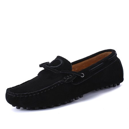Meigar Men's Loafers Driving Moccasins Soft Suede Leather Penny Flats Casual Shoes - image 8 de 8