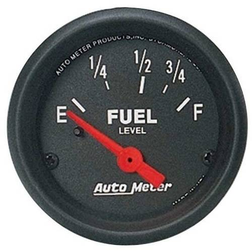 AUTO METER 2641 2IN FUEL LEVEL, 0 E/90 F, GM, SSE, Z-SERIES