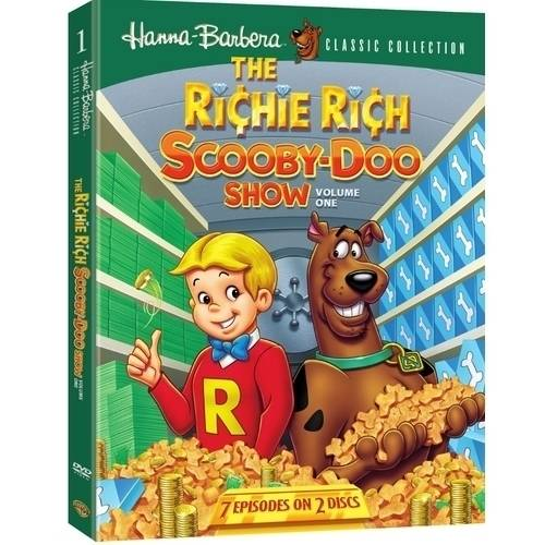 Richie Rich / Scooby-Doo Show, Volume One (Full Frame)