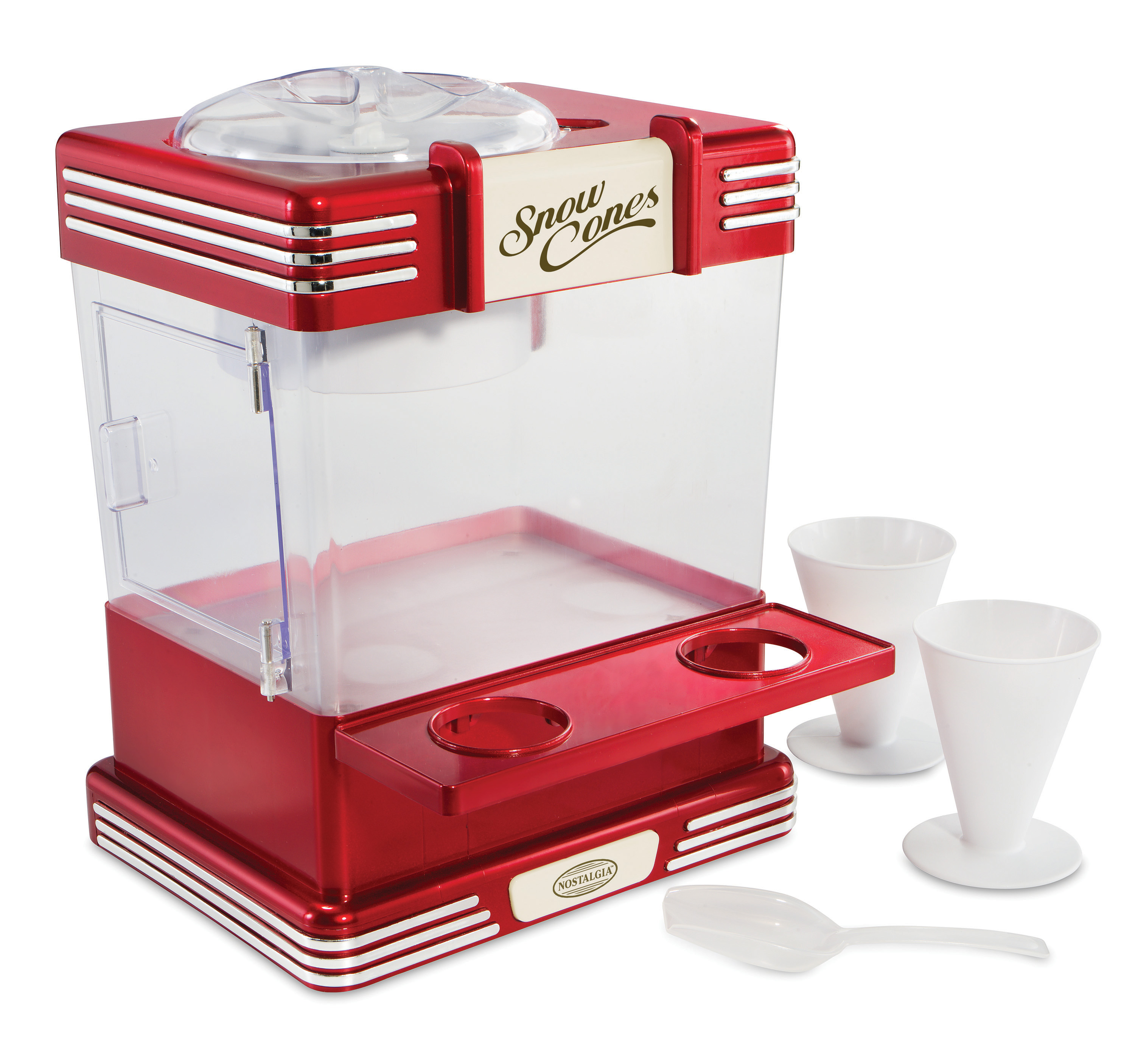 Nostalgia Electrics Retro Series Snow Cone Maker, RSM602