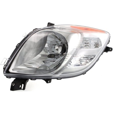 NEW HEADLAMP ASSEMBLY LEFT SIDE FITS 2007-2008 TOYOTA YARIS HATCHBACK 8117052601