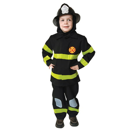Firefighter Costume (Deluxe Fire Fighter Costume for)