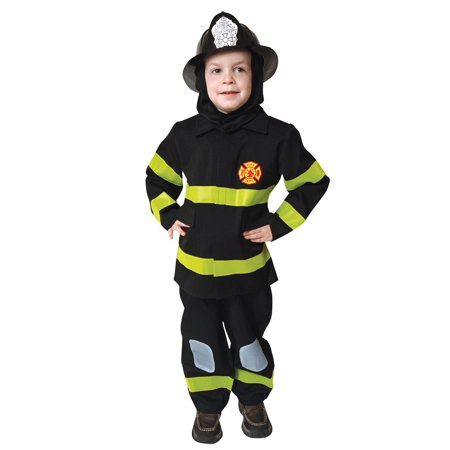 Deluxe Fire Fighter Costume for Toddlers