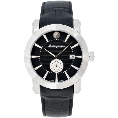 NeroUno Sub Seconds Men's Watch Swiss Made IDNUWAIB Swiss - Zodiac Swiss Made