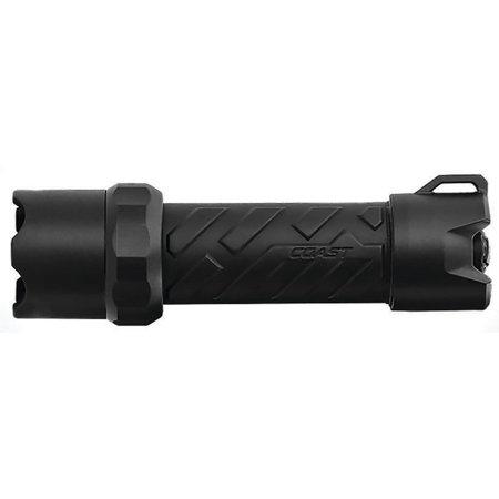 Coast 20765 300 Lumen Polysteel 400 Pure Beam Focusing Flashlight