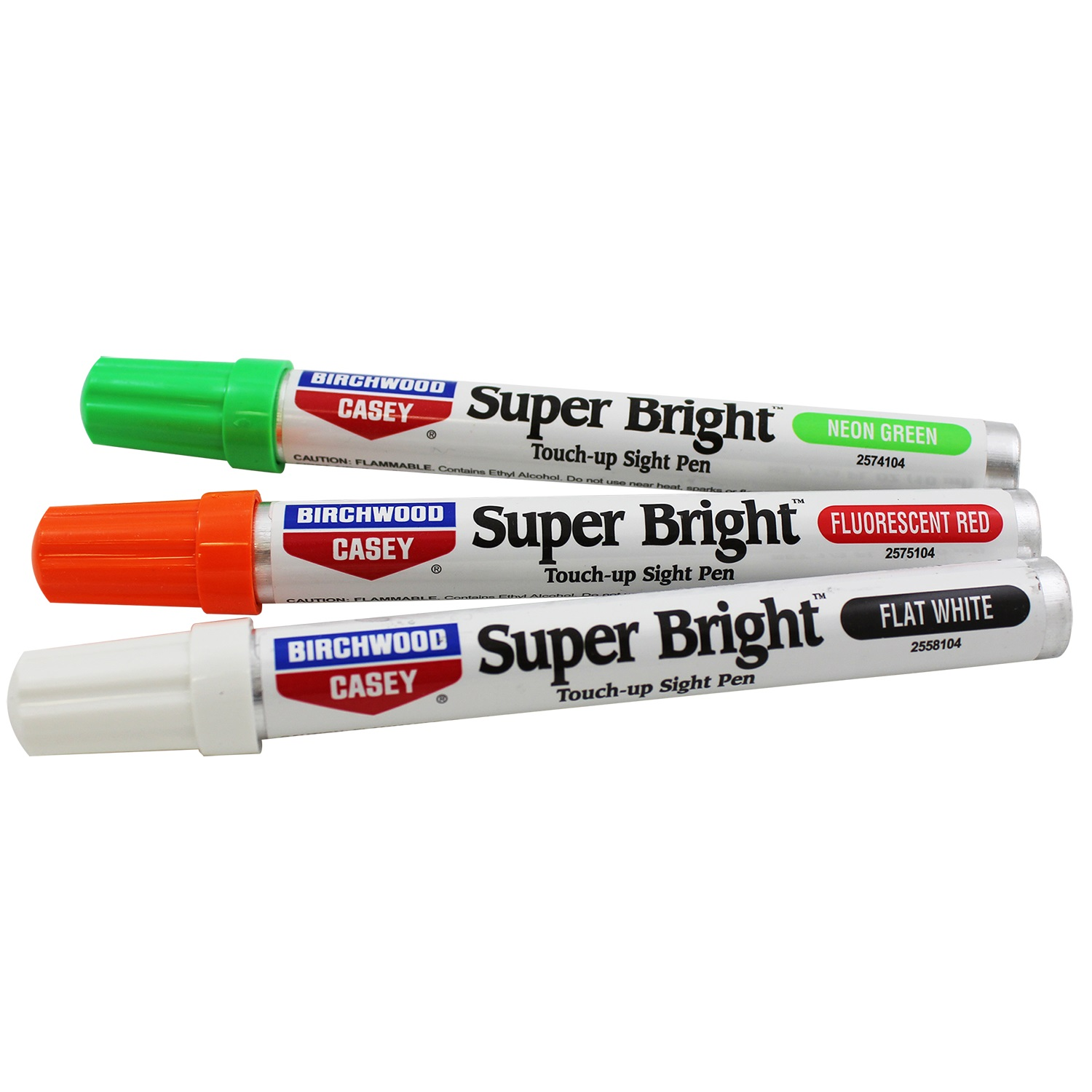 B/C SUPER BRIGHT PEN KIT GRN/RED/WHT