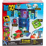 Teen Titans Go! T-Tower Play Set