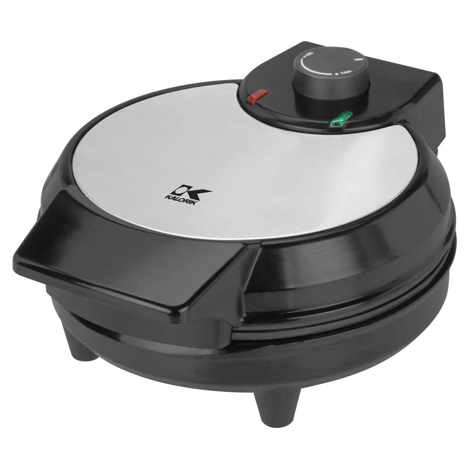Kalorik Traditional Stainless Steel Belgian Waffle Maker