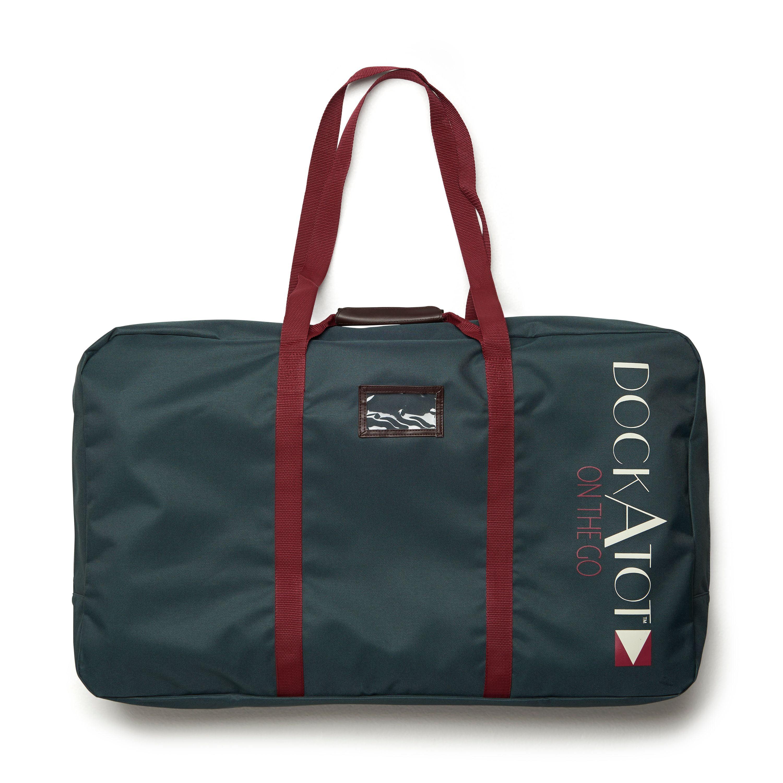 DockATot Deluxe Transport Bag Midnight Teal by DockATot