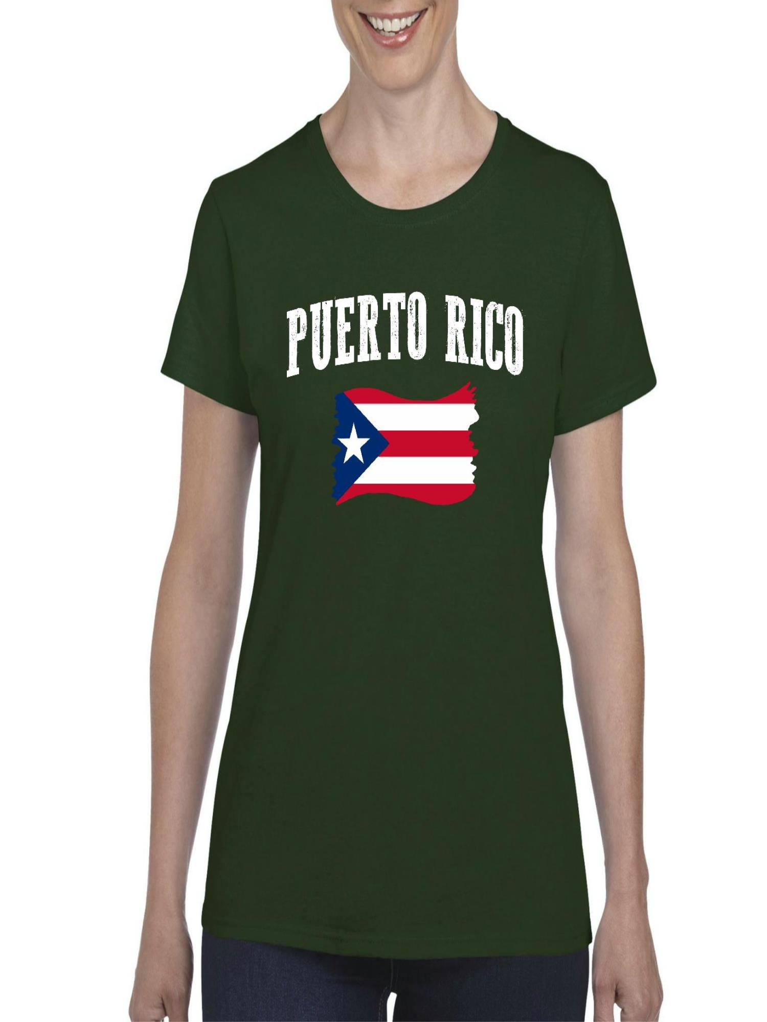Normal is Boring - Puerto Rico Flag Women's Short Sleeve T