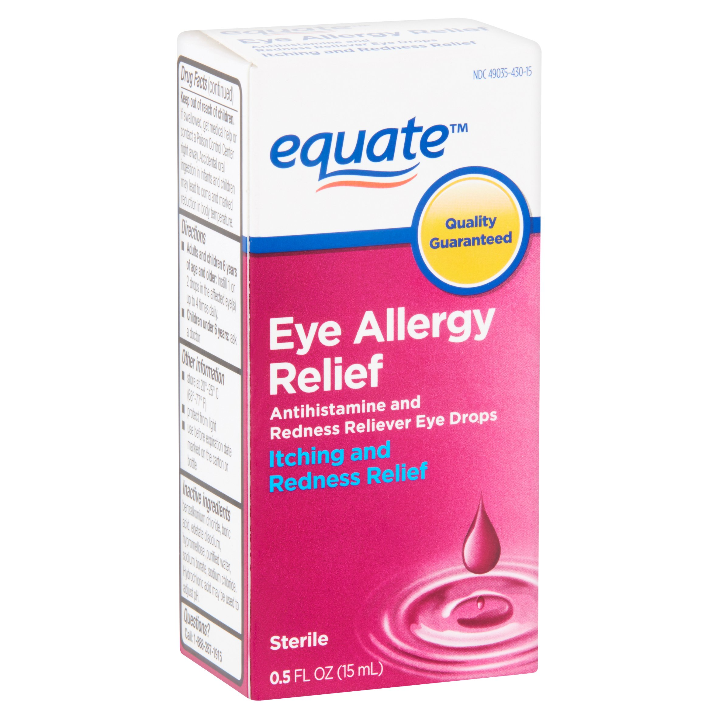 Eye drops for allergies: reviews. What eye drops are better for allergies? 27
