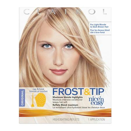 Clairol nice n easy frost tip original hair highlighting kit clairol nice n easy frost tip original hair highlighting kit solutioingenieria Gallery