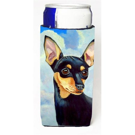 Min Pin Black and Tan Michelob Ultra bottle sleeves for slim cans 12 oz. - image 1 de 1