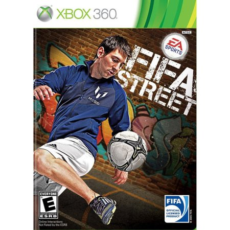 Ea Fifa Street   Sports Game   Dvd Rom   Xbox 360   Electronic Arts 19638