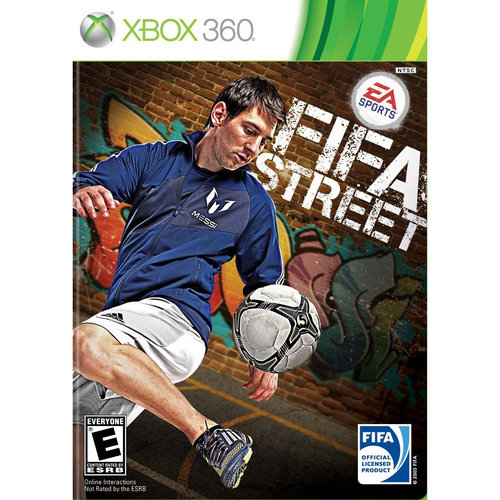 EA FIFA Street - Sports Game - DVD-ROM - Xbox 360 - Electronic Arts 19638