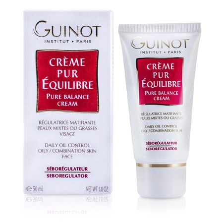 Guinot - Pure Balance Cream - Daily Oil Control (For Combination or Oily Skin) -50ml/1.7oz (50ml/1.7oz Oil)