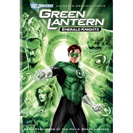Green Lantern: Emerald Knights - Two Face From Dark Knight