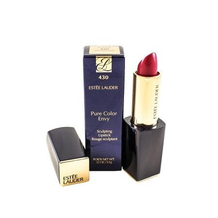 Estee Lauder Pure Color Envy Sculpting Lipstick 430 Dominant 0.12 Oz./ 3.5g for Women by Estee Lauder