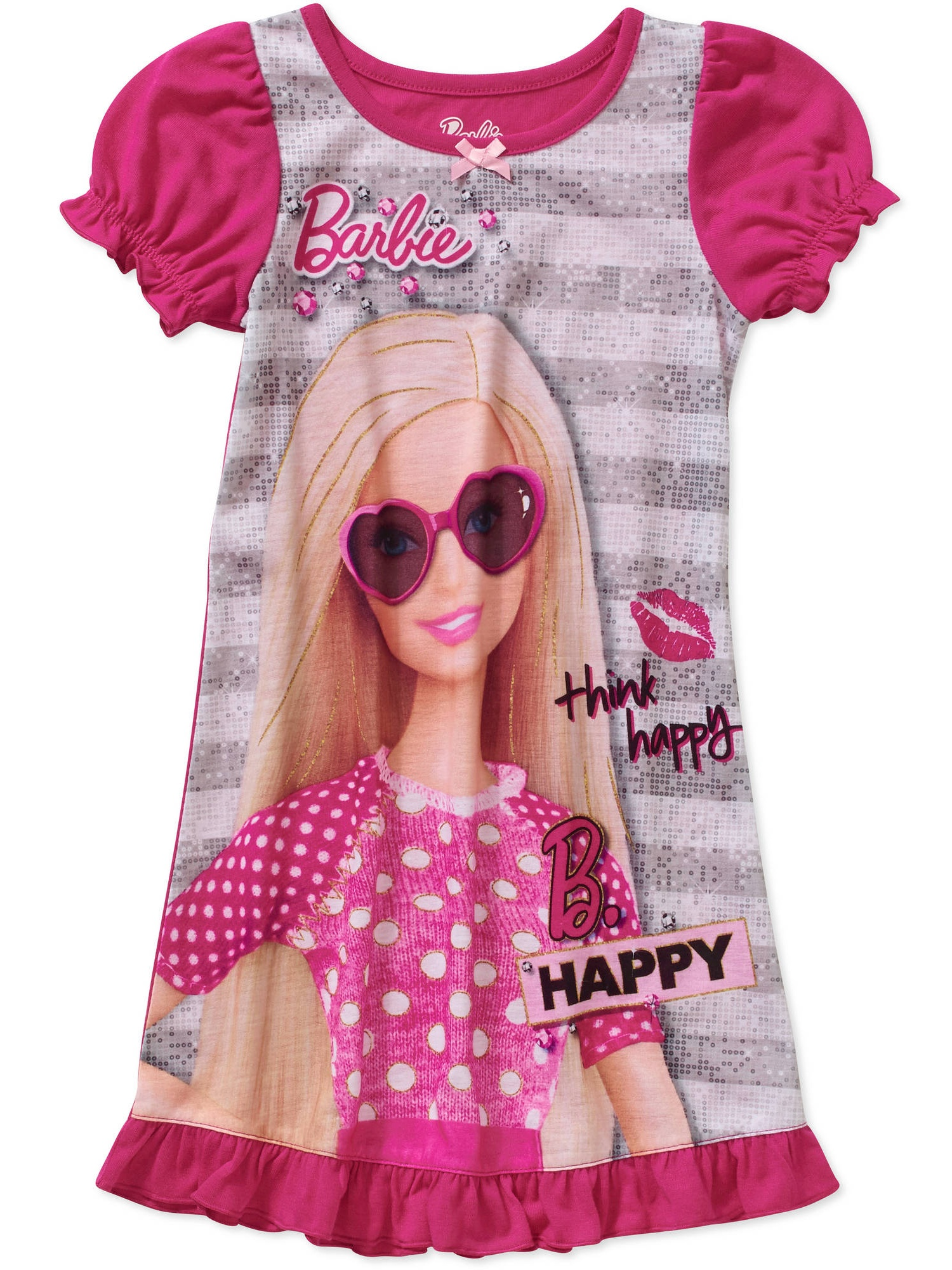 Barbie Girls' Gown