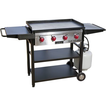 Camp Chef Flat Top Grill Griddle Box 1 Of 2 Walmart Com