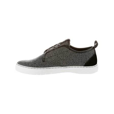 creative recreation lacava q sneakers in black white suiting