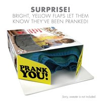 Funny My First Fire Prank Gift Box