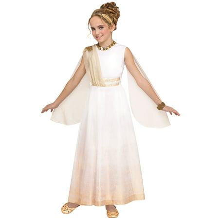 Grecian Golden Goddess Child Costume](Venus Costume Goddess Of Love)