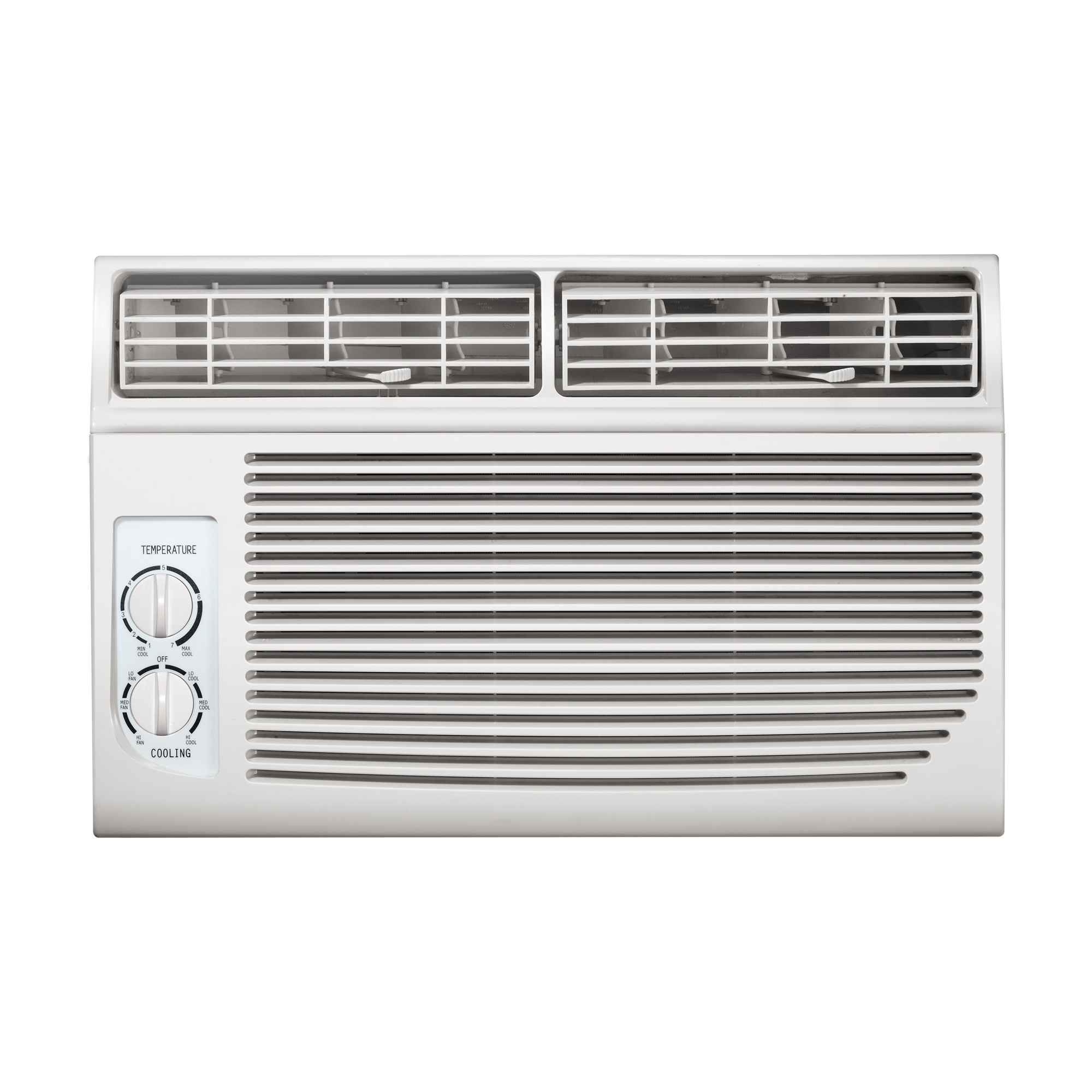 Impecca IWA08KM15 8 000 Btu Mechanical Controlled Mini Window Air Conditioner
