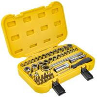 JEGS 81565 52 Piece Socket Set