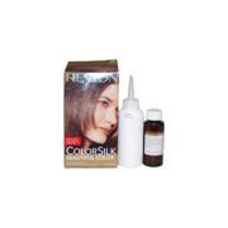 Revlon ColorSilk Hair Color, Medium Ash Brown  (Best Blue Hair Dye For Black Hair)