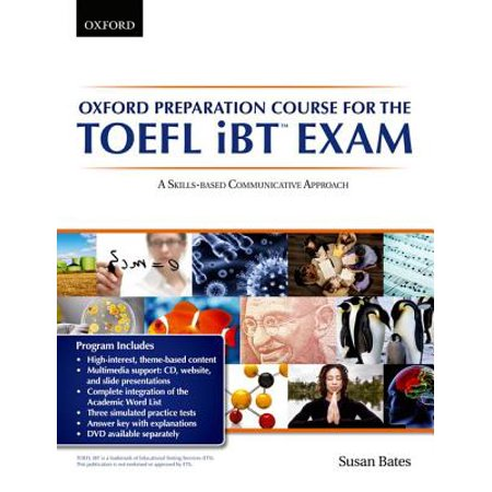 Oxford Preparation Course for TOEFL Ibt Exam Pack (Sharp Standing Strong Course Exam V2 1-1 Answers)