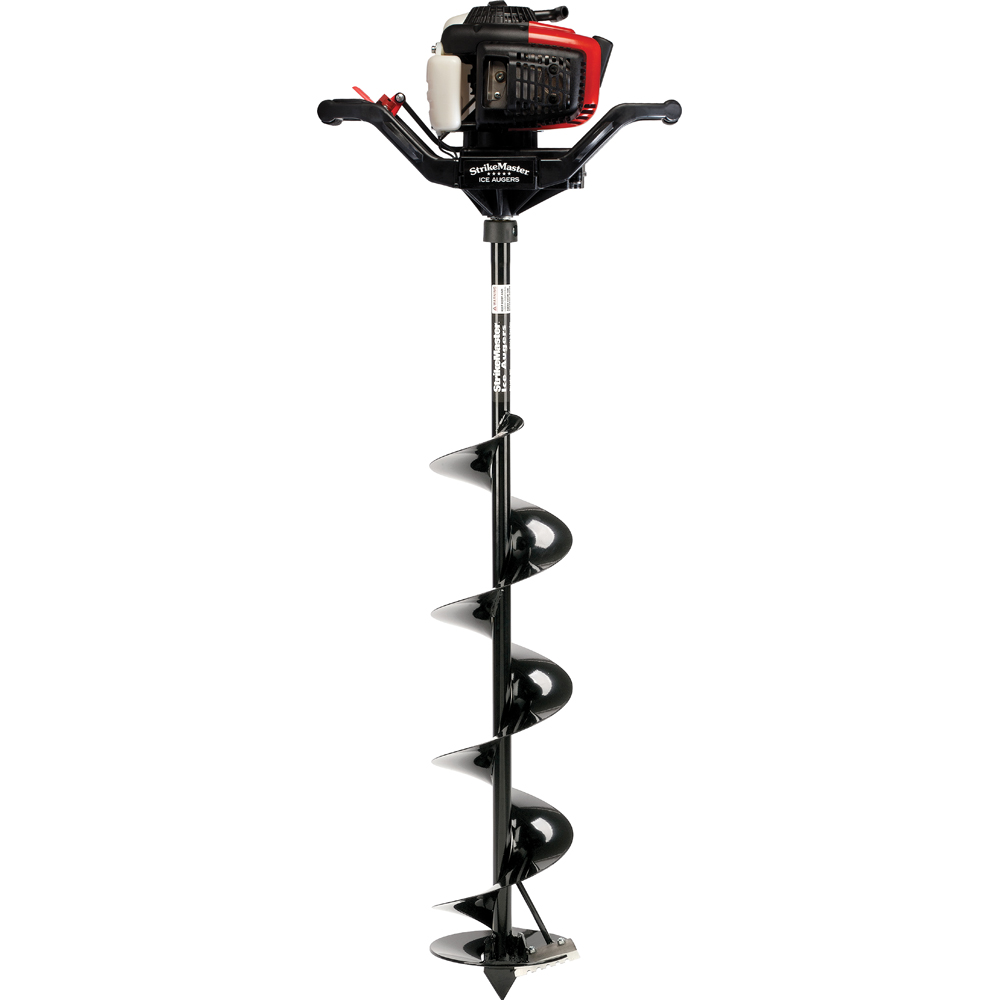 Strikemaster Chipper Mag Power Auger, 8.25""