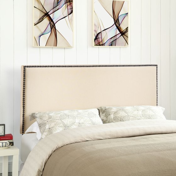 Modway Region Nailhead Headboard Multiple Sizes And Colors